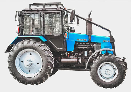 трактор МТЗ лесной БЕЛАРУС Л1221 запчасти