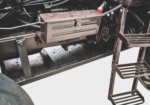 лесная защита МТЗ запчасти на трактор цена
